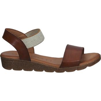 Chaussures Femme Sandales et Nu-pieds Cosmos Comfort Sandales Cognac