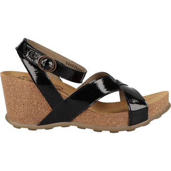 Chaussures Femme Polo Ralph Lauren Fly London Sandales Schwarz