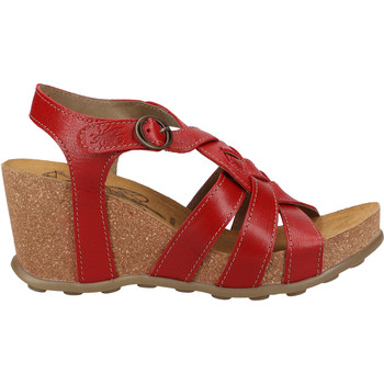 Chaussures Femme Polo Ralph Lauren Fly London Sandales Rot