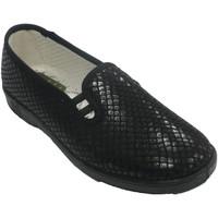 Chaussures Femme Chaussons Doctor Cutillas Chaussure de simulation sneaker femme Do negro