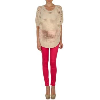 Vêtements Femme Leggings Vero Moda WONDER NW JEGGING - RASBERRY - NOOS Framboise