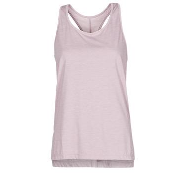 Vêtements Femme Débardeurs / T-shirts sans manche Nike NIKE YOGA Violet