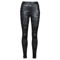Vêtements Femme Leggings Nike W NK ONE DF CAMO MR TGT Gris / Blanc