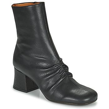 Chaussures Femme Bottines Chie Mihara MERU Noir / Marron