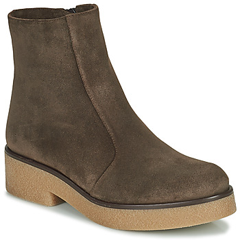 Chaussures Femme Boots Chie Mihara YETI Noir