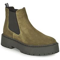 Chaussures Femme Boots Steve Madden VEERLY Kaki