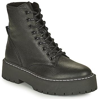 Chaussures Femme Boots Steve Madden SKYLAR Noir