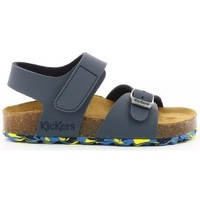 Chaussures Garçon Sandales et Nu-pieds Kickers SUNKRO MARINE bleu