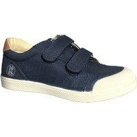 Chaussures Garçon Baskets basses 10 Is TEN VELCRO Marine