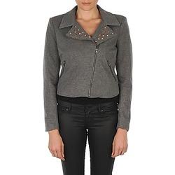 Vêtements Femme Vestes / Blazers Vero Moda AYA LS BLAZER Gris
