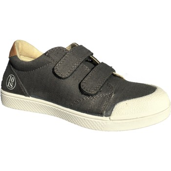Chaussures Garçon Baskets basses 10 Is TEN VELCRO gris