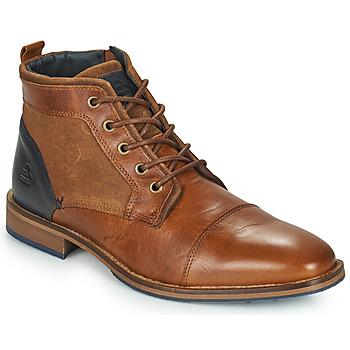 Chaussures Homme Boots Bullboxer BENN Marron