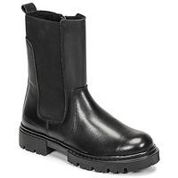 Chaussures Fille Boots Bullboxer AJS504BLCK Noir