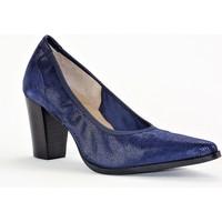Chaussures Femme Escarpins Otess CP146 BLEU PYTHON