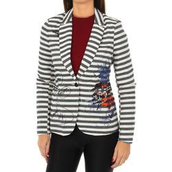 Vêtements Femme Vestes / Blazers Desigual Blazer Multicolore