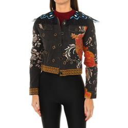 Vêtements Femme Vestes Desigual Veste en jean Multicolore
