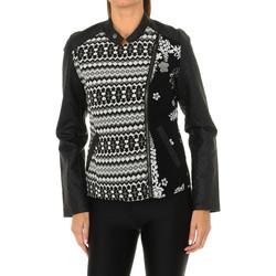 Vêtements Femme Vestes / Blazers Desigual Veste Noir