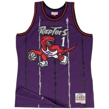 Vêtements Homme Débardeurs / T-shirts sans manche Mitchell And Ness Maillot NBA Tracy Mcgrady Toro Multicolore