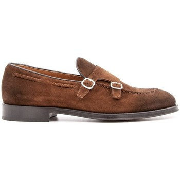 Chaussures Homme Mocassins Doucal's 2617 MARRONE