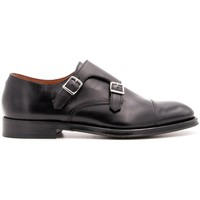 Chaussures Homme Derbies Doucal's 1025 NERO