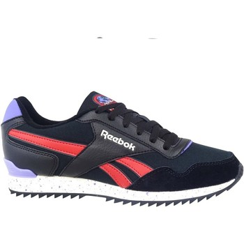 Chaussures Homme Baskets basses Reebok Sport Royal Glide Ripple Clip Noir, Rouge