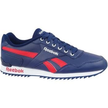 Chaussures Homme Baskets basses Reebok Sport Royal Glide Ripple Clip Rouge, Bleu