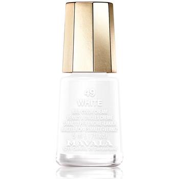 Beauté Femme Vernis à ongles Mavala Nail Color 49-white  5 ml