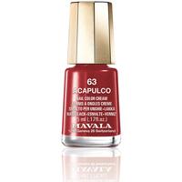 Beauté Femme Vernis à ongles Mavala Nail Color 63-acapulco  5 ml