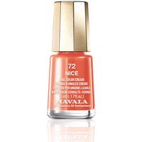 Beauté Femme Vernis à ongles Mavala Nail Color 72-nice  5 ml