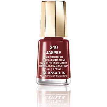 Beauté Femme Vernis à ongles Mavala Nail Color 240-jasper  5 ml