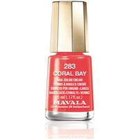 Beauté Femme Vernis à ongles Mavala Nail Color 283-coral Bay  5 ml