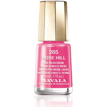 Beauté Femme Vernis à ongles Mavala Nail Color 285-rose Hill  5 ml