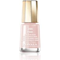 Beauté Femme Vernis à ongles Mavala Nail Color 398-pink  5 ml