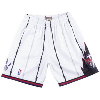 Vêtements Homme Shorts / Bermudas Mitchell And Ness Short NBA Toronto Raptors 1998 Multicolore
