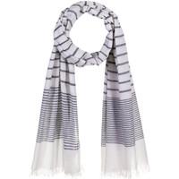 Accessoires textile Echarpes / Etoles / Foulards Allée Du Foulard Foulard Real gris