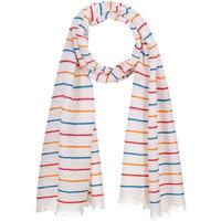 Accessoires textile Femme Echarpes / Etoles / Foulards Allée Du Foulard Foulard Toony multicolore