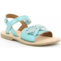 Chaussures Fille Sandales et Nu-pieds Aster Cidji TURQUOISE