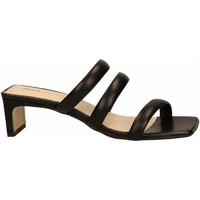 Chaussures Femme Claquettes Frau IMPERO nero
