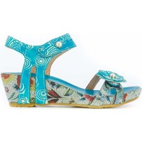 Chaussures Femme Sandales et Nu-pieds Laura Vita BECLINDAO 021 Turquoise Turquoise