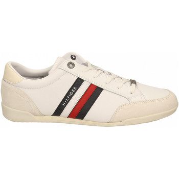 Chaussures Homme Baskets basses Tommy Hilfiger CORPORATE white