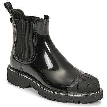 Chaussures Femme Bottes de pluie Lemon Jelly ASTRID Noir