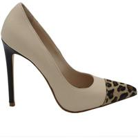 Chaussures Femme Escarpins Angela Calzature ANSANGC1008bg beige