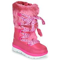 Chaussures Fille Bottes de neige Agatha Ruiz de la Prada APRESKI Rose