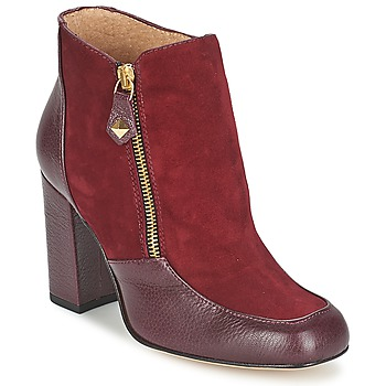 Bottines / Boots Fericelli CHANTEVO Bordeaux 350x350