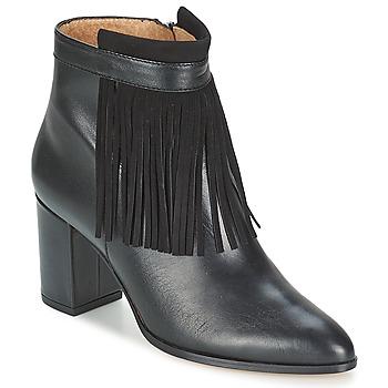 Bottines / Boots Fericelli JOVELIO Noir 350x350