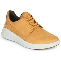 Chaussures Homme Baskets basses Timberland BRADSTREET ULTRA LTHR OX Beige