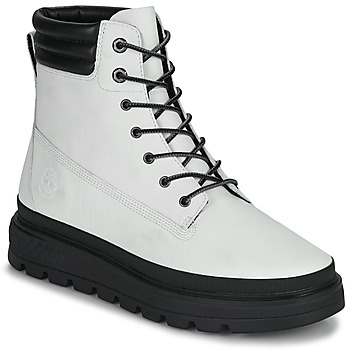 Chaussures Femme Boots Timberland RAY CITY 6 IN BOOT WP Blanc
