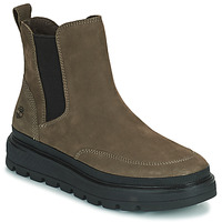 Chaussures Femme Boots Timberland RAY CITY CHELSEA Kaki