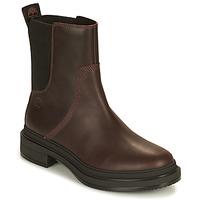 Chaussures Femme Boots Timberland LISBON LANE CHELSEA Marron