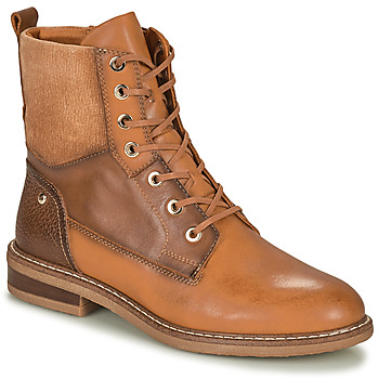 Chaussures Femme Boots Pikolinos ALDAYA Marron